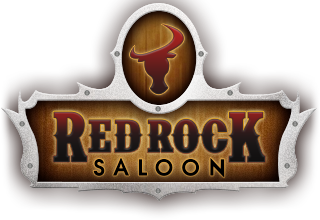 Red Rock Saloon The Bar